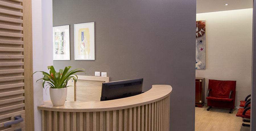 reception_studio_dentistico_roma_gellini