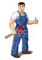 25681790-plumber