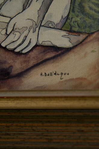 aldo-dallacqua-nudo-rosy-firma-autore